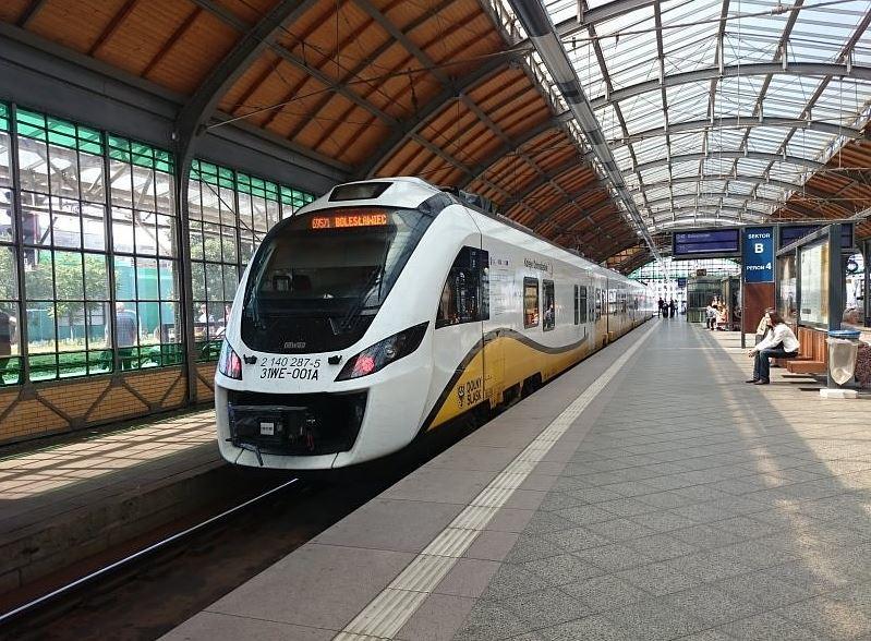 Pociągiem z Wrocławia do Pragi w 2019 roku?