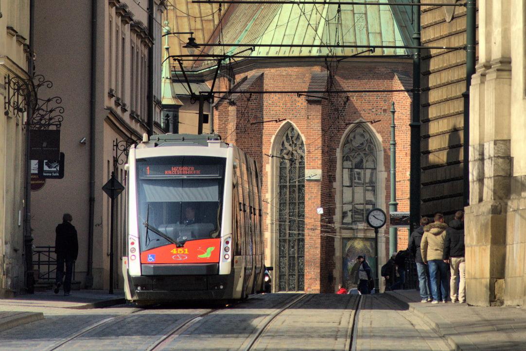 Kraków z umową na nowe tramwaje
