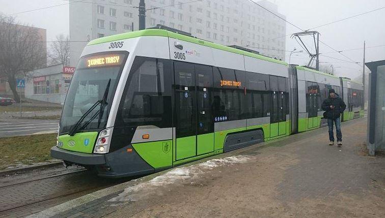 Najnowsza sieć tramwajowa w Polsce – Olsztyn