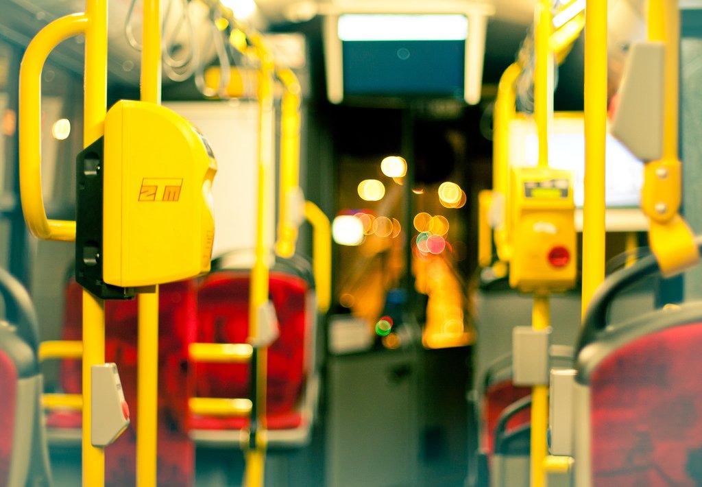 Wypadek autobusu MZA. Zasłabł kierowca