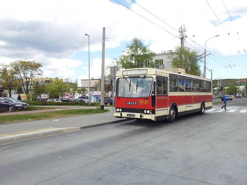 Powraca historyczna linia trolejbusowa w Gdyni