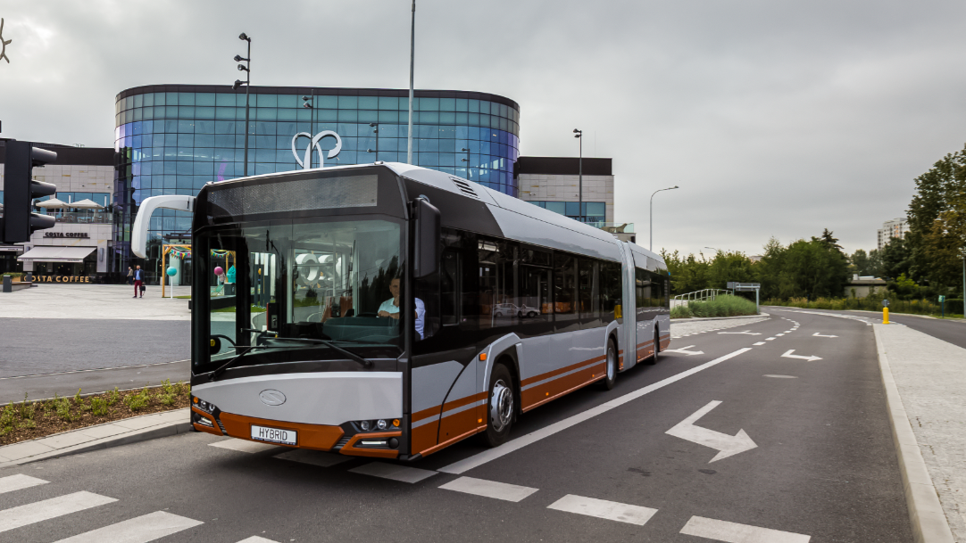Szczecin kupuje hybrydowe Solarisy