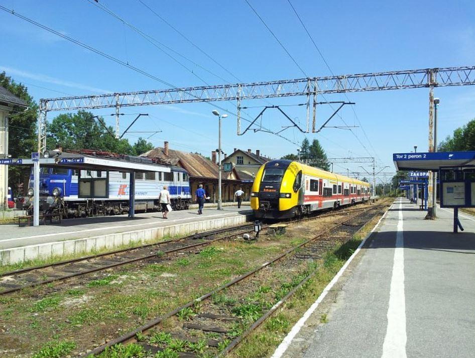 Podhalańska Kolej Regionalna – rekonesans kolei w Zakopanem?