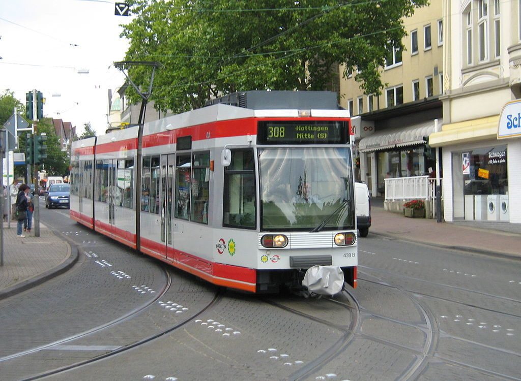 Rozpoczęły się dostawy tramwajów NF6D do Łodzi