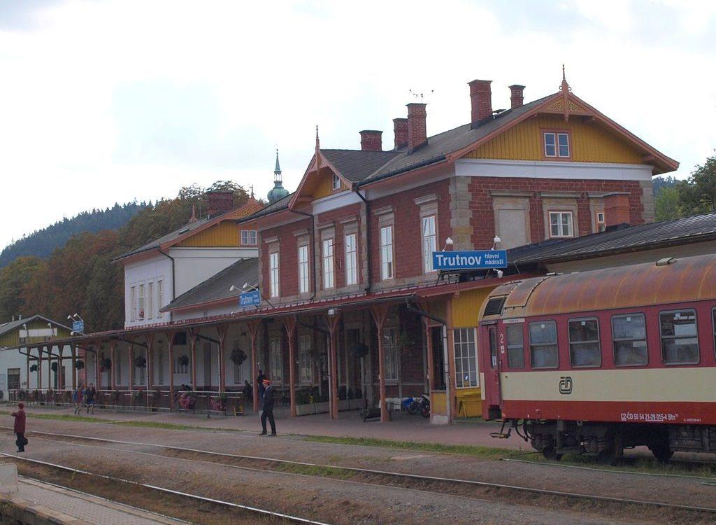 Termin uruchomienia pociągów Truntova i Adršpach wciąż nieznany