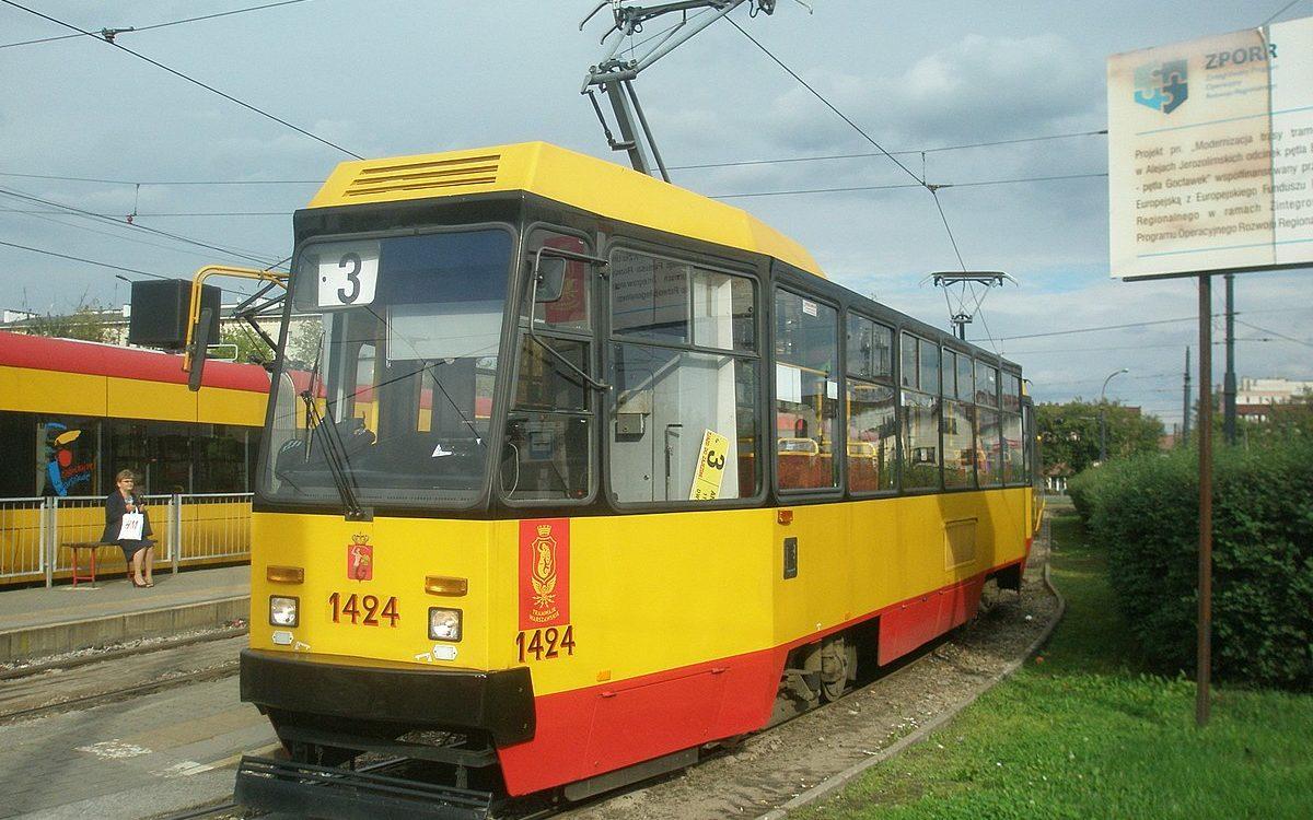 Przetarg na tramwaje dla Warszawy od nowa