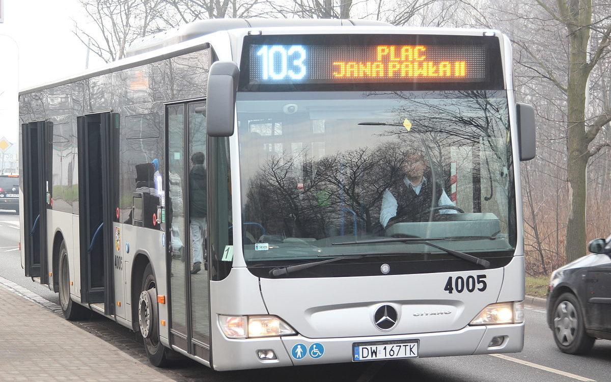 Wrocław. Od dziś zmiany w Systemie Informacji Liniowej