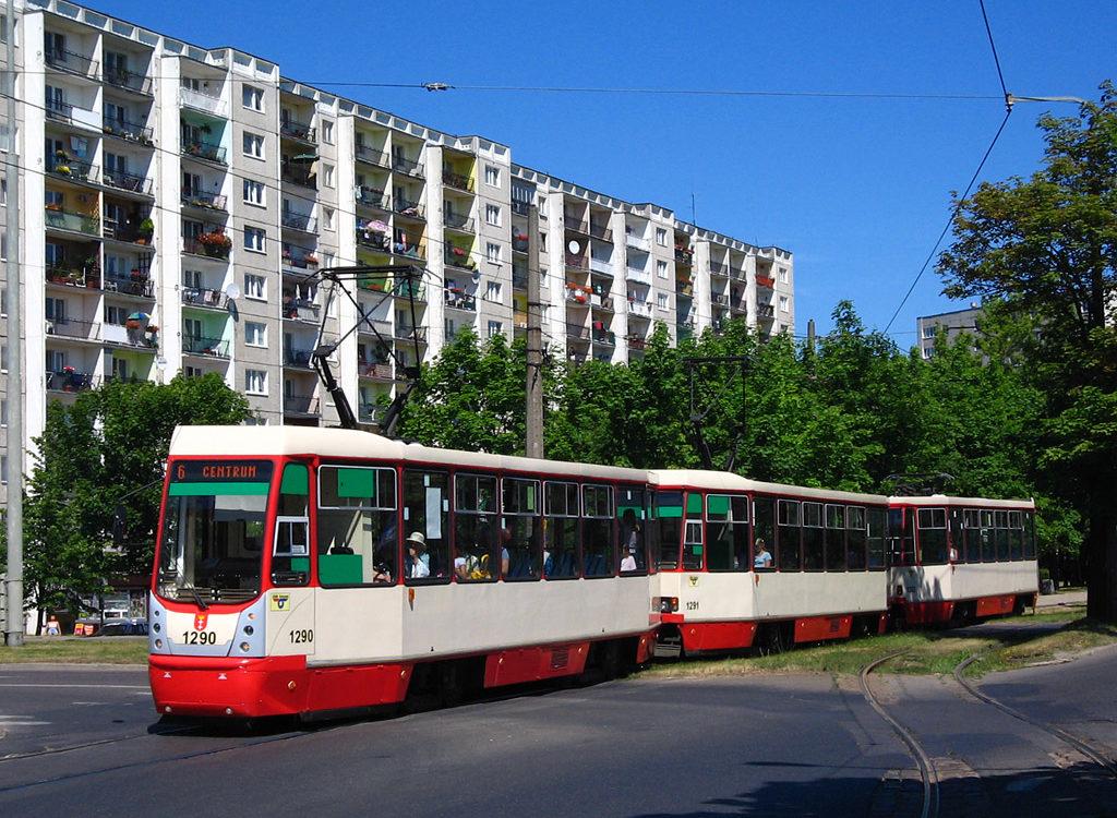 Kiedy koniec eksploatacji tramwajów z rodziny 105N?