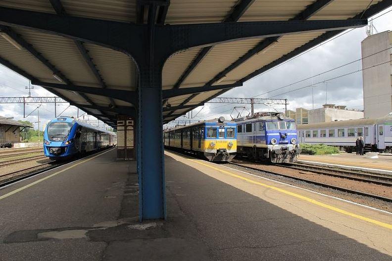 Ograniczona przepustowość linii kolejowych w aglomeracjach