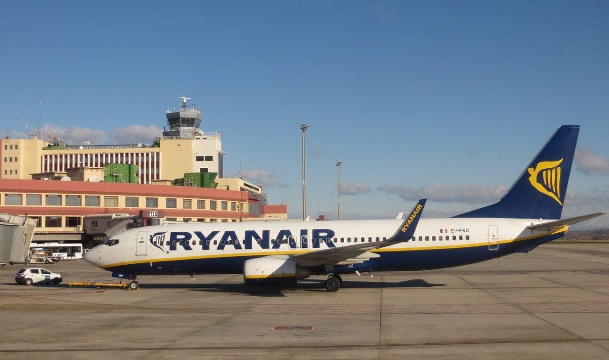 Ryanair uruchomi 7 połączeń z Polski na Ukrainę