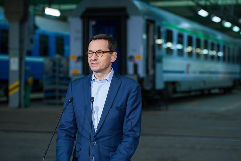 FPS zbuduje dla Intercity 55 nowych wagonów