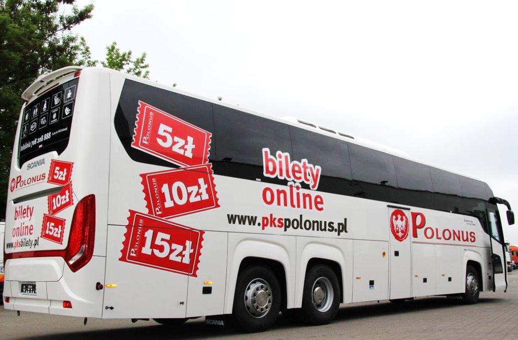 Polonus rozwija sieć sprzedaży stacjonarnej i online