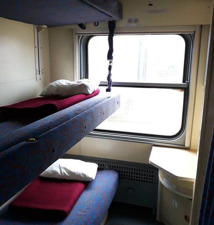 Tak wygląda podróż wagonem sypialnym w Polsce
