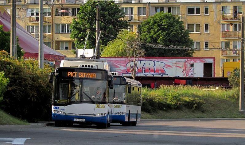 Od poniedziałku trolejbusy dojadą do granicy Gdańska