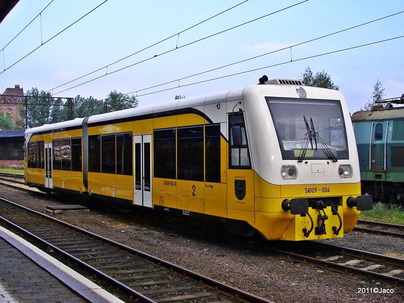 Nikt nie chce kupić SA109 od Kolei Dolnośląskich