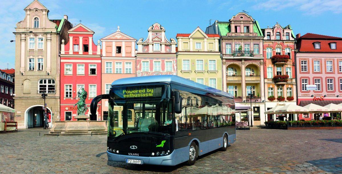 Ostróda kupuje nowe autobusy, w tym elektryczne