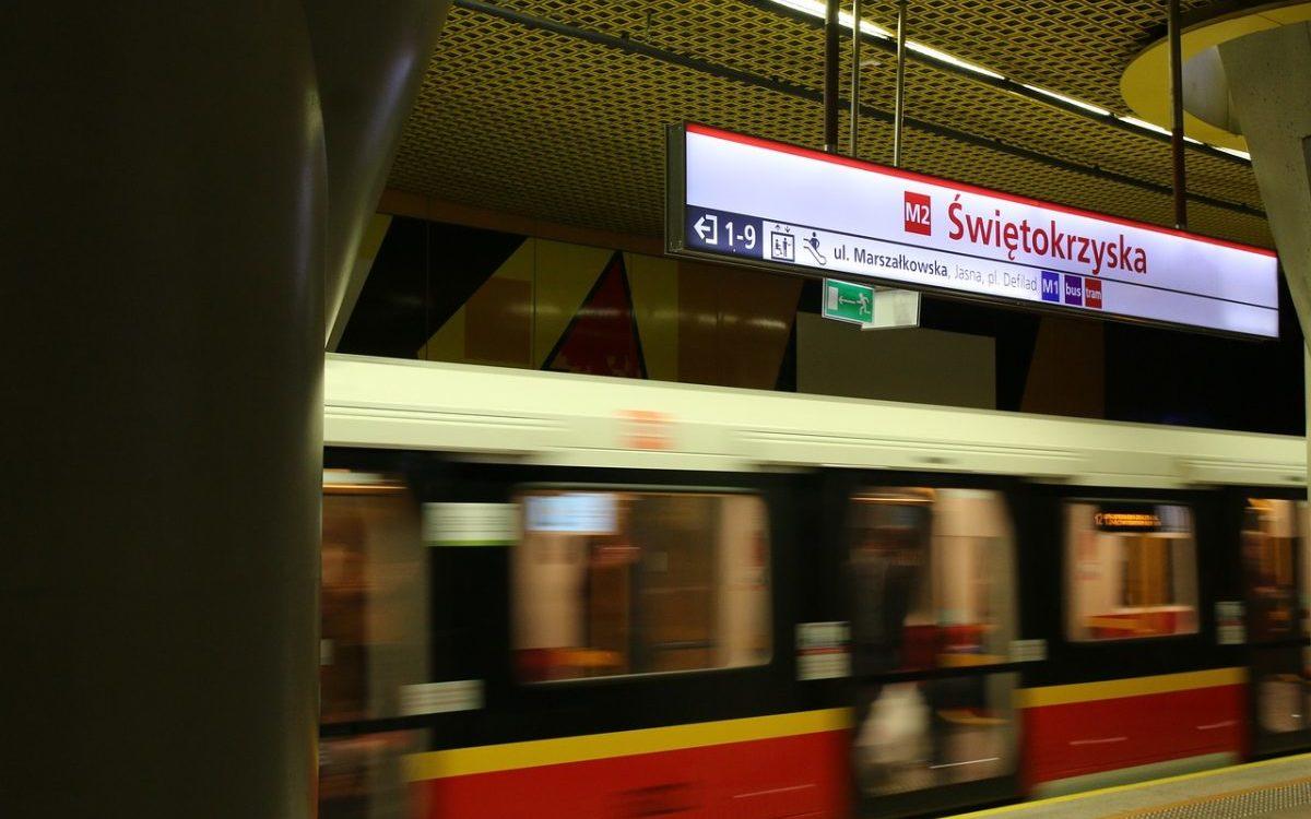 Metro Warszawskie będzie miało drugą stację techniczno –postojową