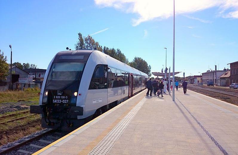 Czy pociągi z Gdańska do Kartuz pojadą przez Kokoszki?