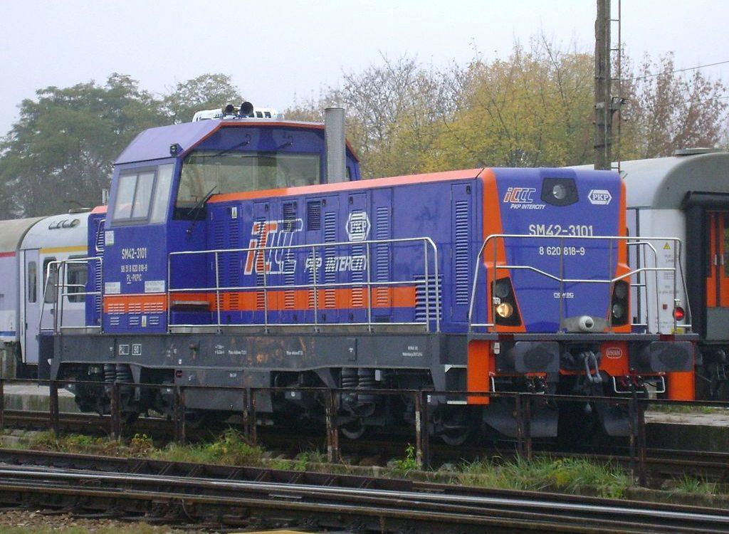 PKP Intercity nie chce lokomotyw od FPS