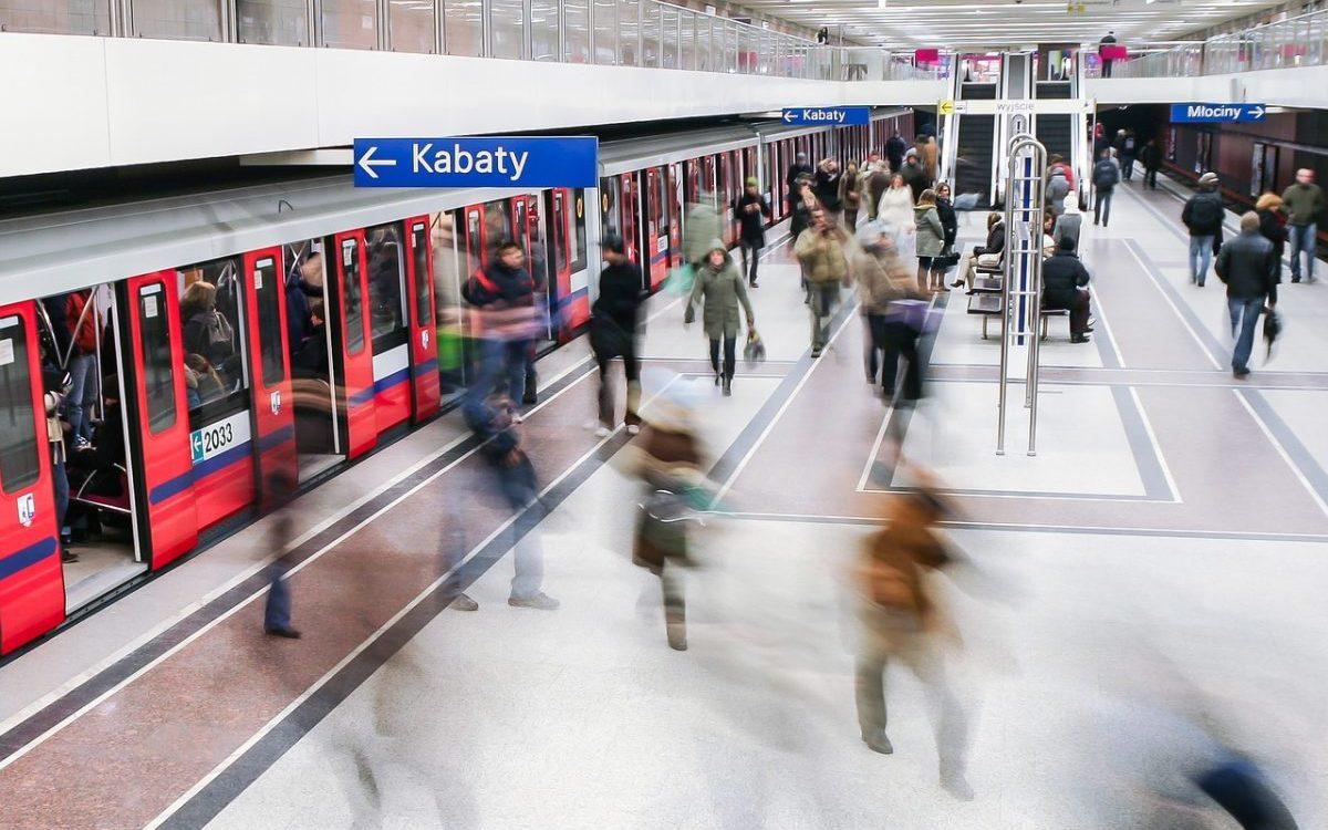 Metro testuje zwiększoną częstotliwość na M1