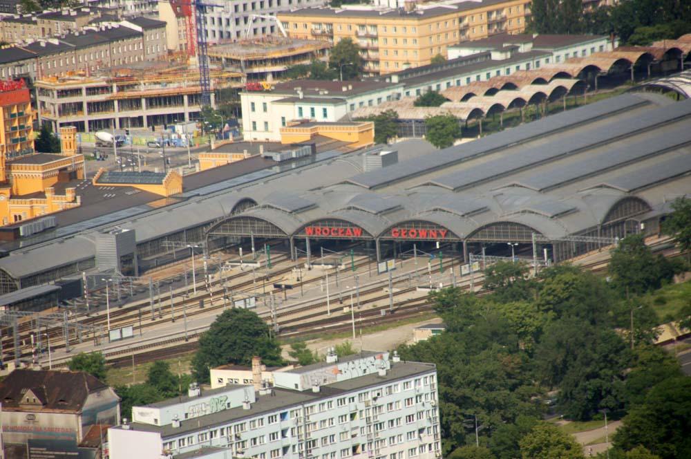 Prezes KD: Wrocławski dworzec potrzebuje szóstego peronu