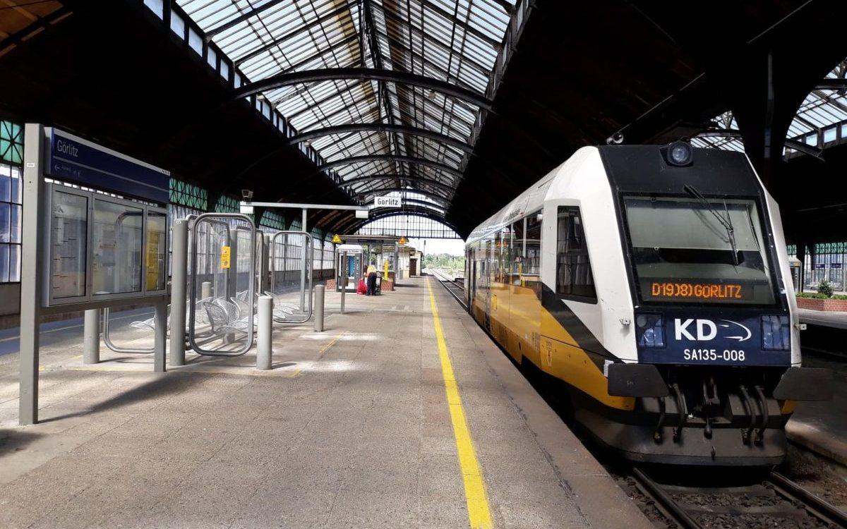 Koleje Dolnośląskie: przystanki na żądanie jednak od grudnia
