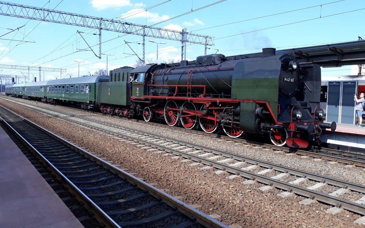 Parowozy znów wracają do obsługi linii wokół Wolsztyna