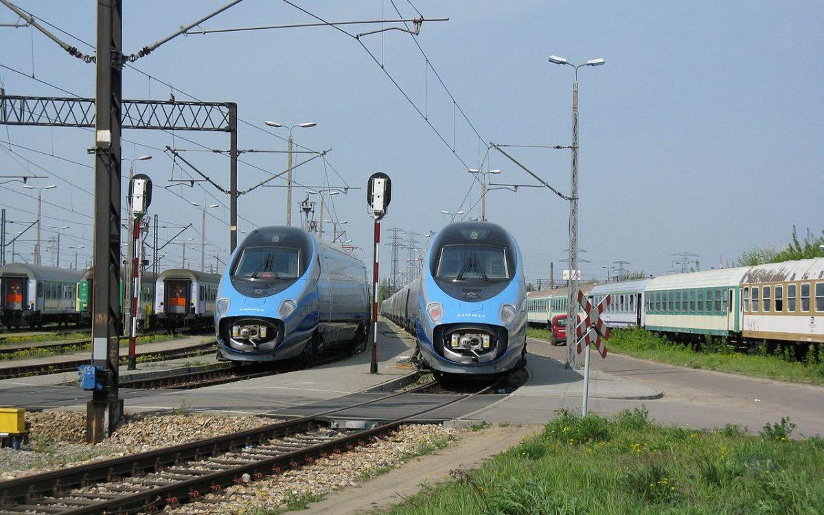 Pendolino w Polsce – krótka analiza flagowego pociągu