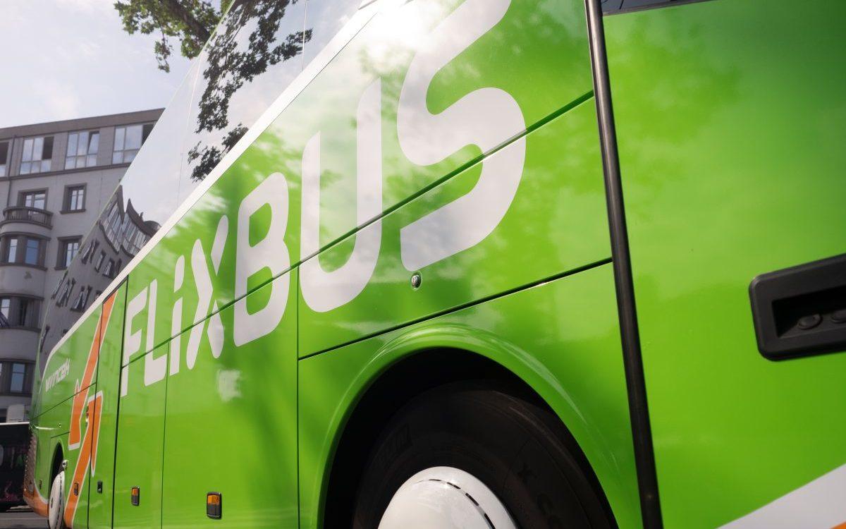 Flixbus z dwucyfrowym wzrostem liczby pasażerów