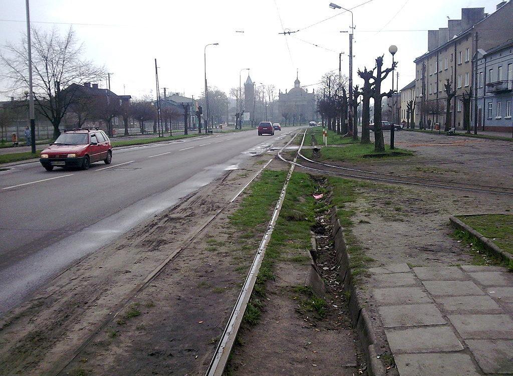 Zgierz demontuje trakcję tramwajową – trafi na złom