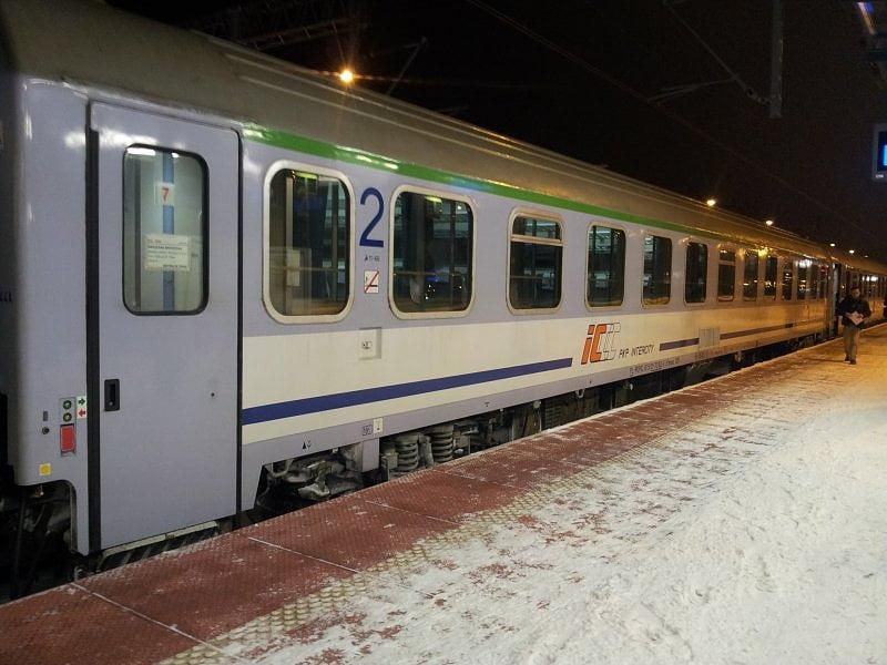 Wagony typu 144A, czyli pierwsze polskie wagony z klimatyzacją