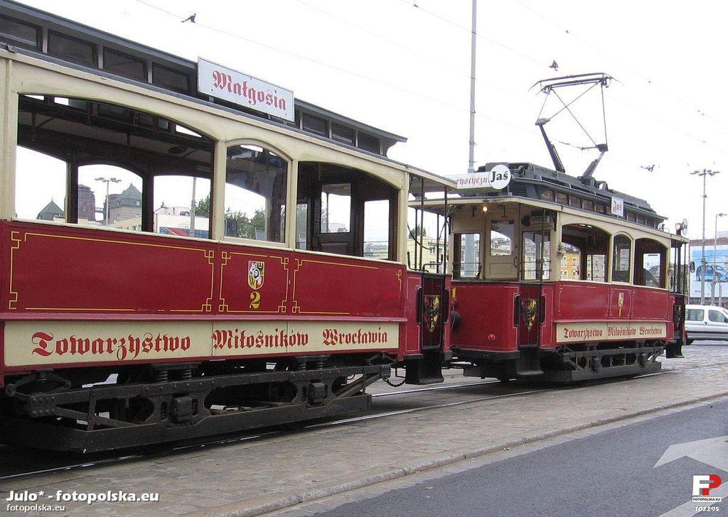 Czy kursowanie zabytkowych tramwajów Jaś i Małgosia zostanie ograniczone?