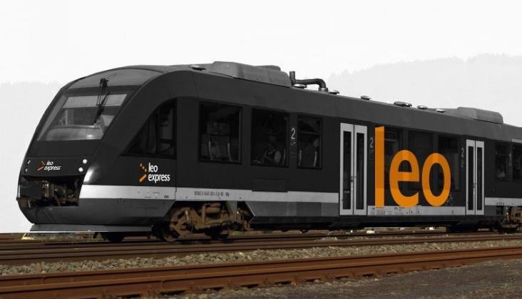 Leo Express powiększa kolejową flotę! I to czterokrotnie