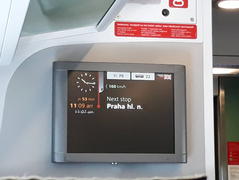 Pociągiem do Pragi – porównanie ofert LeoExpress i PKP Intercity