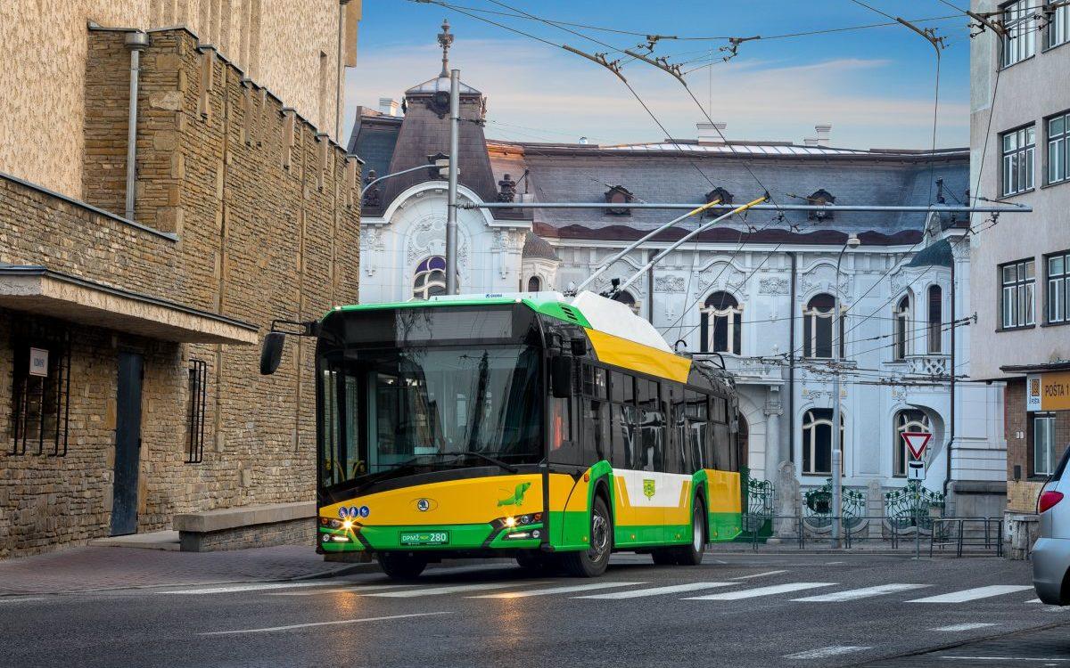 Trolejbus hybrydowy – dotrze tam, gdzie nie sięga sieć trakcyjna