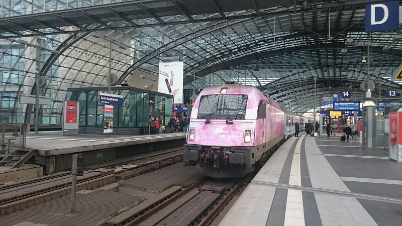 PKP Intercity obniża ceny biletów do Berlina