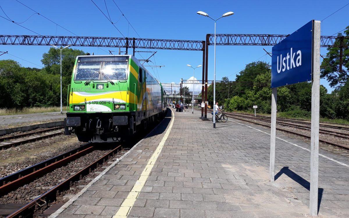 Jaka oferta po modernizacji linii Słupsk – Ustka?