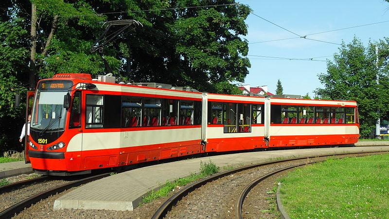Tramwaje 112N i 114Na – pierwsze polskie niskopodłogowce