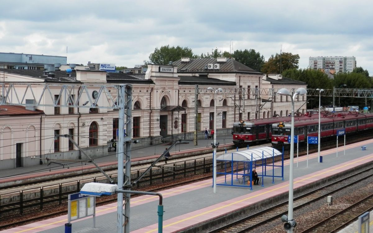 Społecznicy apelują: antypasażerski sabotaż kolei na Podlasiu