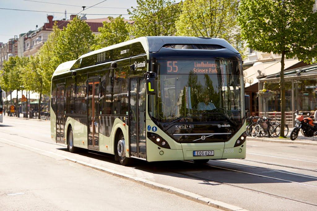 Volvo Buses stawia na elektromobilność i produkcję w Polsce
