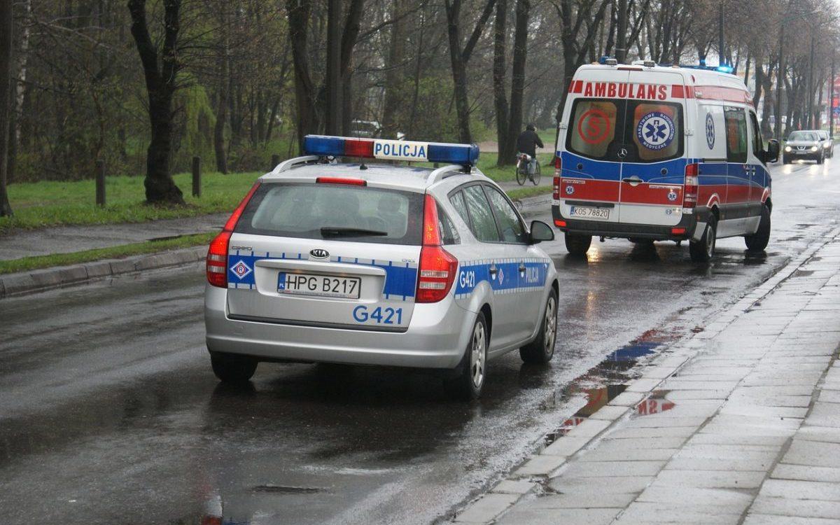 Autobus gwałtownie zahamował – pasażerowie w szpitalu