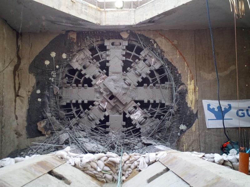 Tunele metra na Woli  i Targówku gotowe