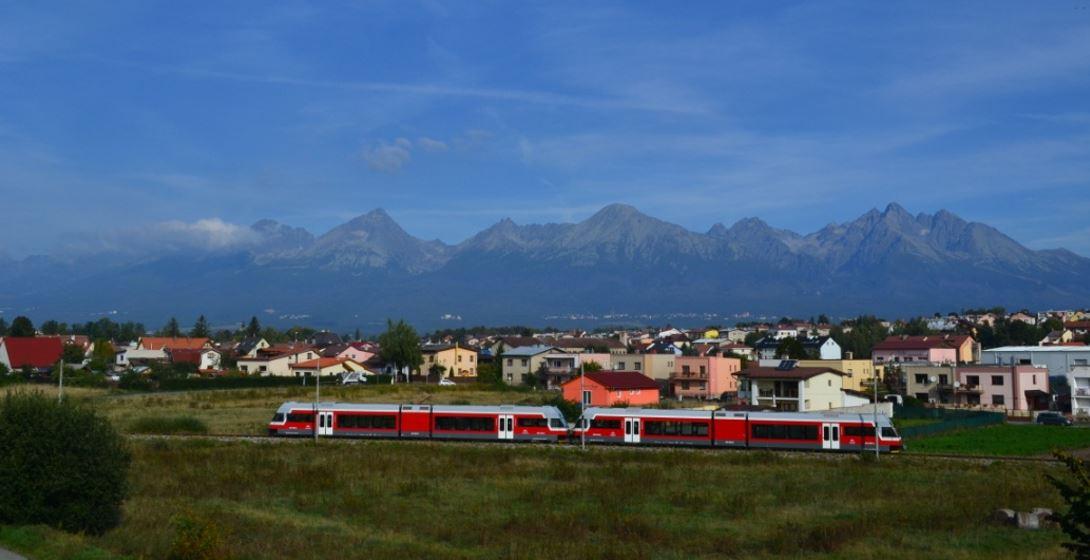Pomysł na weekend: Koleją pod Tatrami Wysokimi