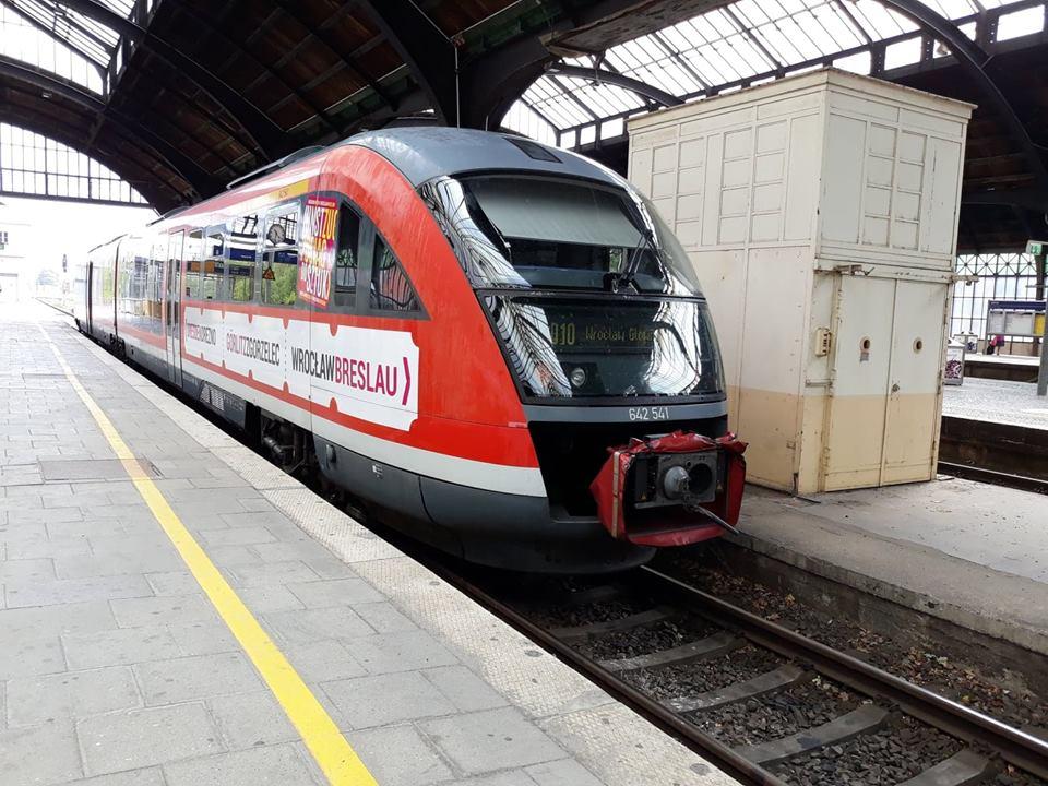 Pociągi Wrocław-Drezno znikną już w grudniu?