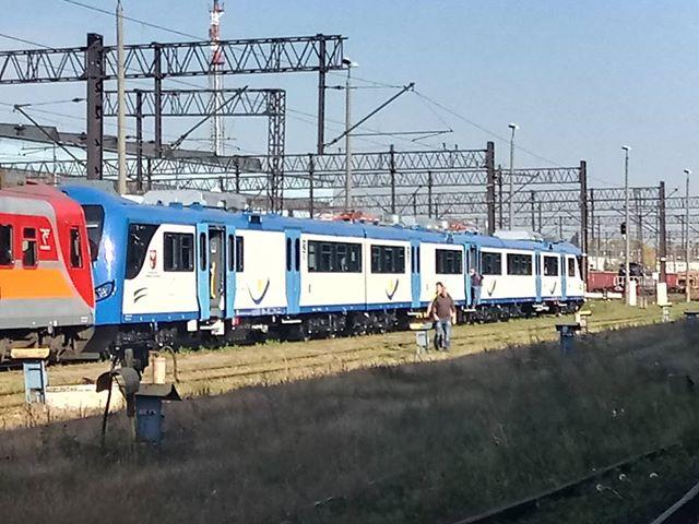 ZNTK dostarczył do Olsztyna zmodernizowany EN57