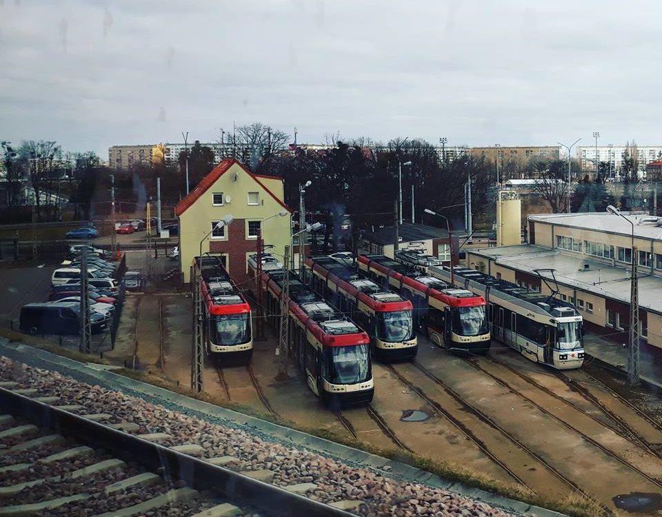 Gdzie planowane są nowe zajezdnie tramwajowe?