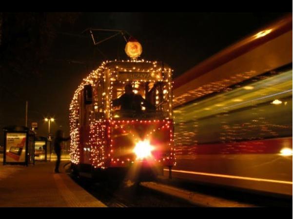 Gdzie w tym roku spotkamy świąteczne tramwaje?
