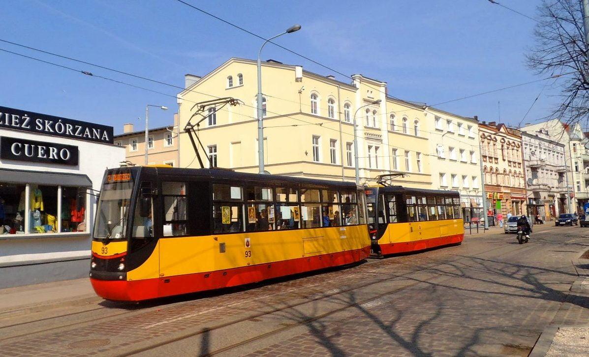 Najmniejsza sieć tramwajowa w Polsce – Grudziądz