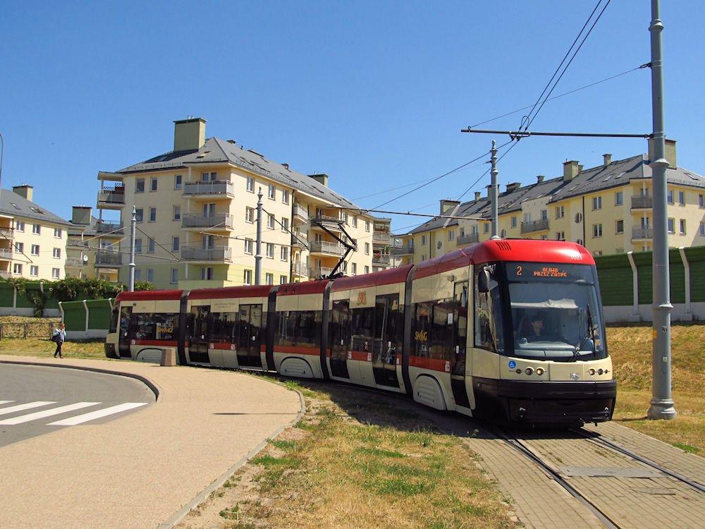 Gdańsk. Kiedy ruszy budowa tramwaju przy Nowej Warszawskiej?