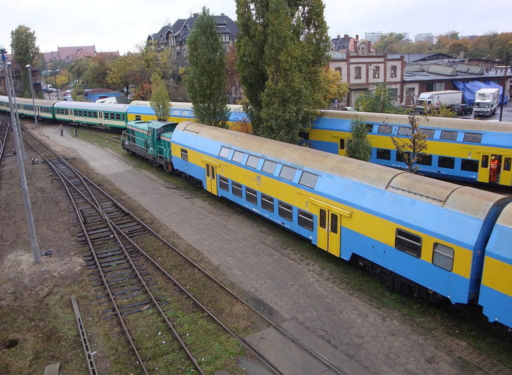 Wagony piętrowe na polskich torach dziś